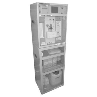 亜鉛めっき自動分析装置